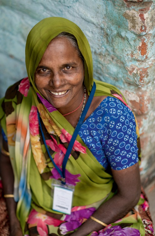 Heartfulness dans les villages indiens
