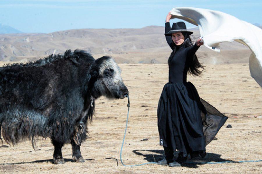 Norlha, la mode de Paris sur les hauts plateaux tibétains