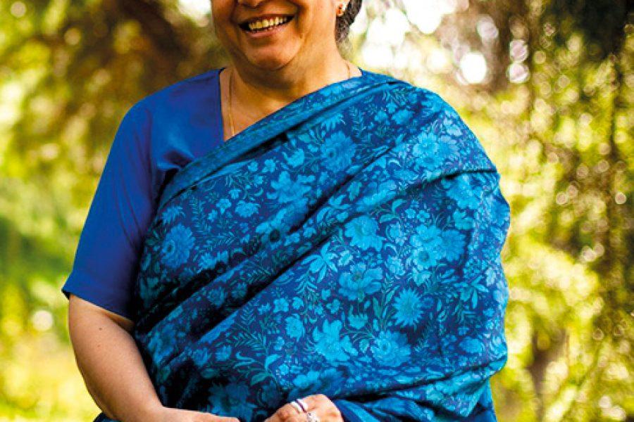 Tout est connecté, entretien avec Vandana Shiva
