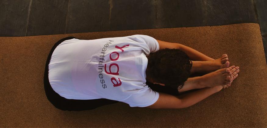 Bien etre yoga heartfulness posture 2 Magazine Heartfulness