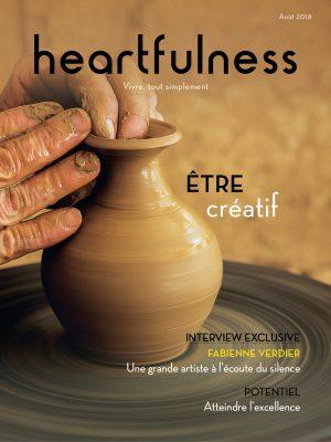 couv aout18 Magazine Heartfulness