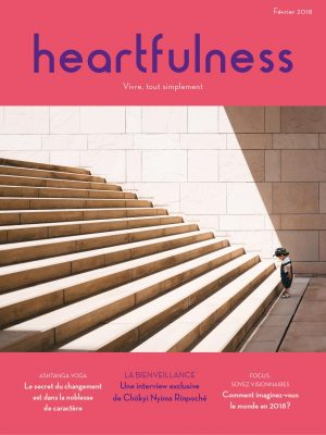mag couv fev18 Magazine Heartfulness