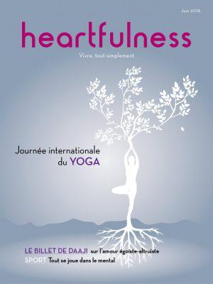 mag couv juin18 Magazine Heartfulness