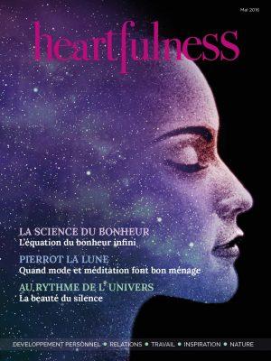 mag couv mai16 Magazine Heartfulness