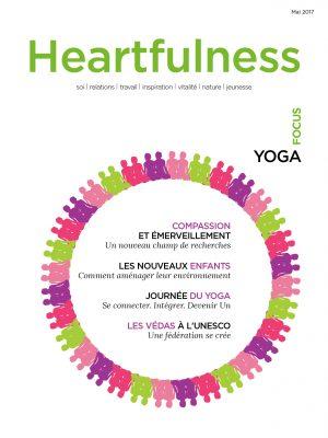 mag couv mai17 Magazine Heartfulness