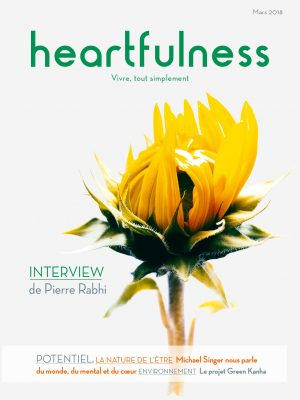mag couv mars18 Magazine Heartfulness