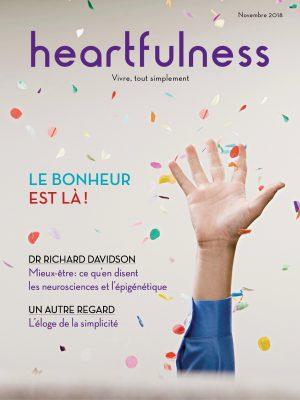 couv nov18 Magazine Heartfulness