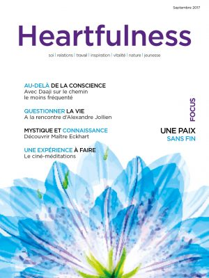 mag couv sept17 Magazine Heartfulness