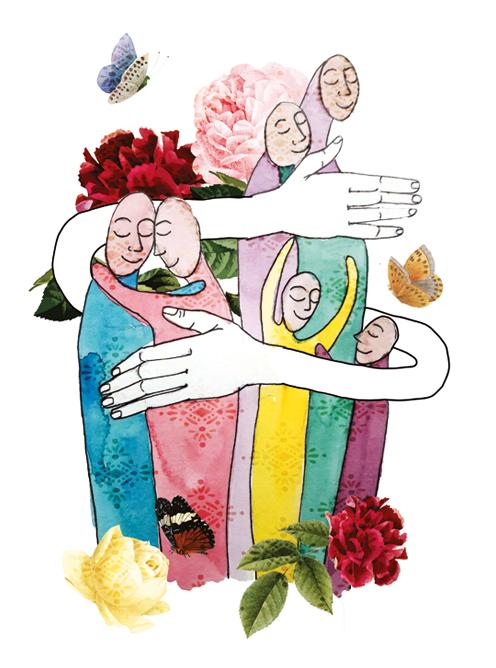 Le pouvoir de l'auto-compassion